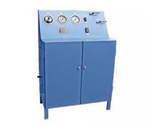 Установка гидравлических испытаний с электроприводом, до 800 бар УГИ-1ЭМ