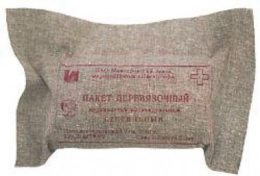 Индивидуальный перевязочный пакет ИПП-1