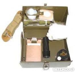 Войсковой прибор химической разведки ВПХР  с хранения ( трубки новые )